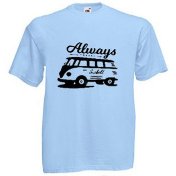 Always Travel Sunbelt T Shirt