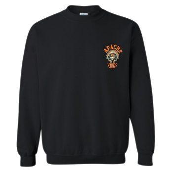 Apache Vibes Crewneck Sweatshirt