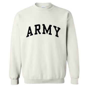 Army Crewneck Sweatshirt