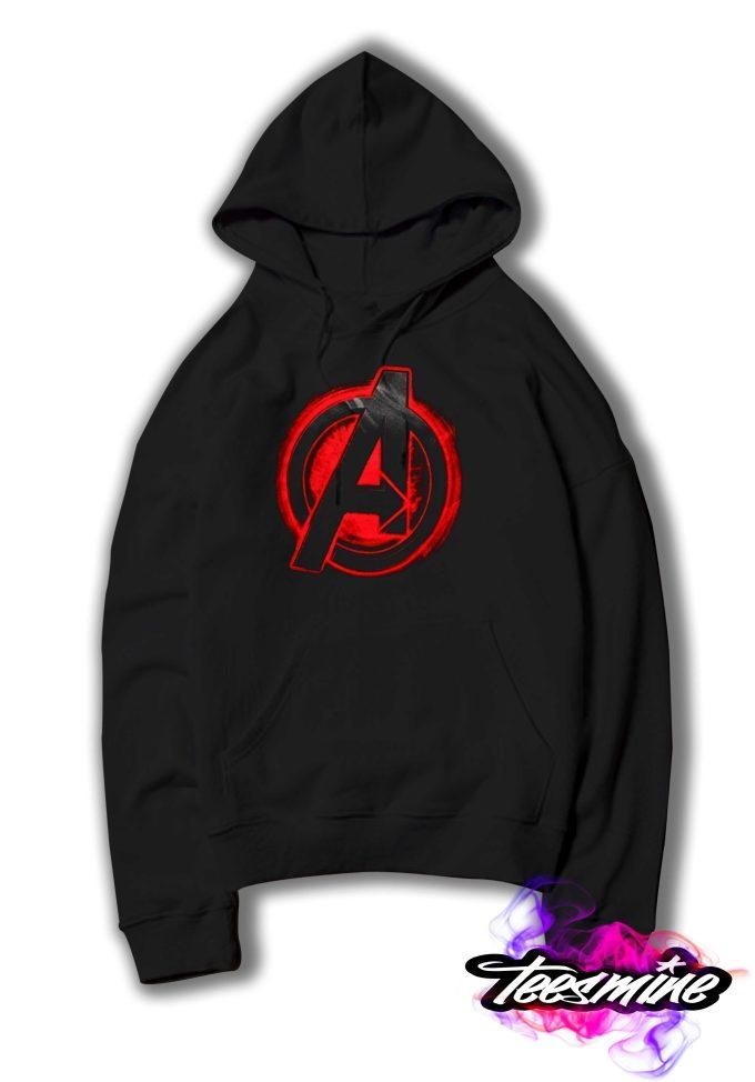 Avangers Logo Hoodie