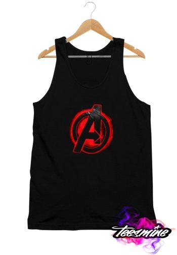 Avangers Logo Tank Top