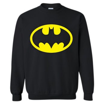 Batman logo Crewneck Sweatshirt