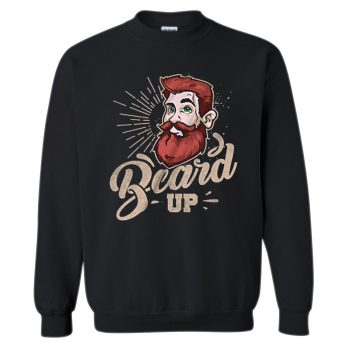 Beard Crewneck Sweatshirt