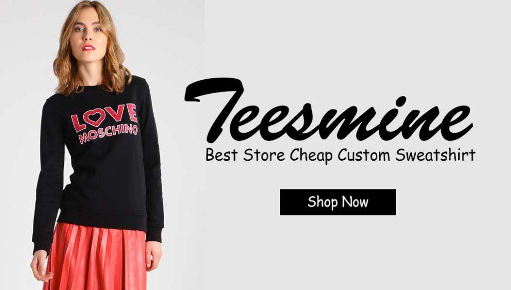 Teesmine-Banner Sweatshirt