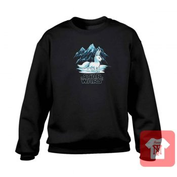 Star Wars Ice Fox Crewneck Sweatshirt