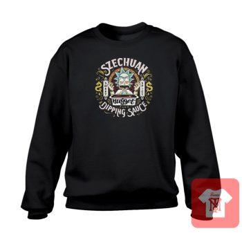 Szechuan Dipping Sauce Crewneck Sweatshirt