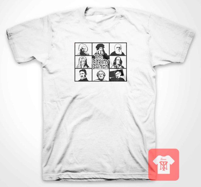 The Brainy Bunch T Shirt