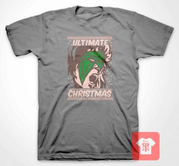 Ultimate Christmas Fighter T Shirt