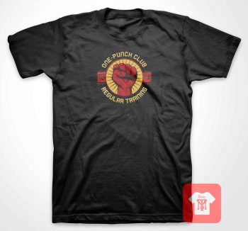 One Punch Club T Shirt
