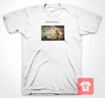 Botticelli The Birth Of Venus T Shirt