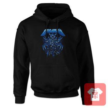 Mega Rock Megaman Hoodie Design