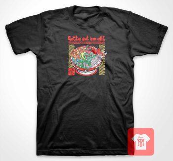 Poke Bowl Let's Eat All T Shirt