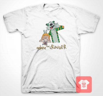 Adam And Cringer Parody T Shirt