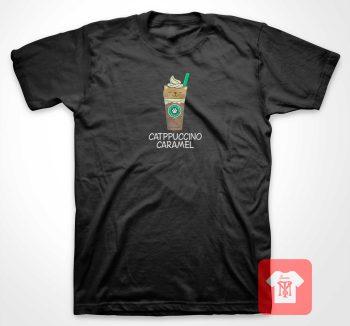 Catppuccino Caramel T Shirt