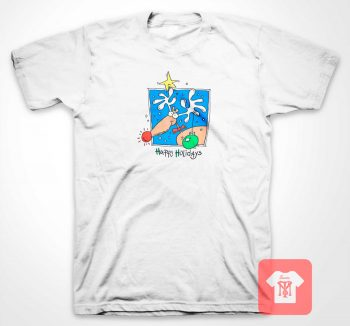 Happy Holiday Harold T Shirt