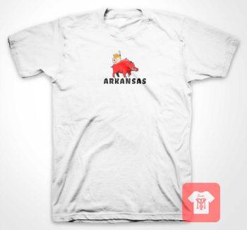 Arkansas Razorbacks Athletic T Shirt