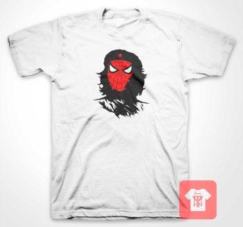 Che Spidey Revolutionary T Shirt