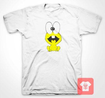 Gutsy Frog Dokonjo Gaeru T Shirt