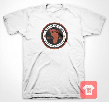 Join The Foot Clan T Shirt