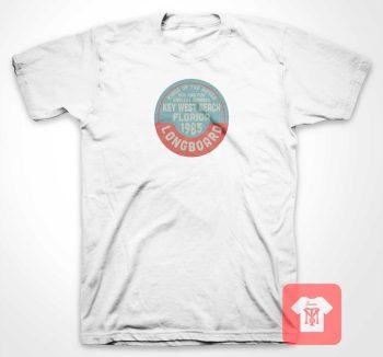 Key West Florida Beach T Shirt