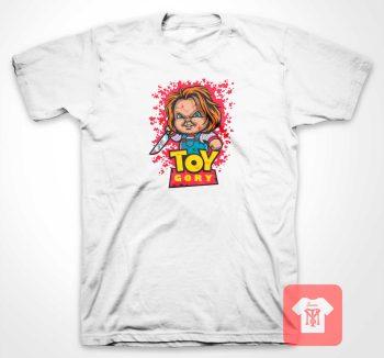 Chucky Toy Gory T Shirt