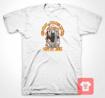 The Golden's Gym T Shirt