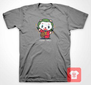 DC Comic - Hello Joker T Shirt