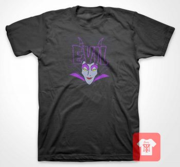 Evil Maleficent Witch T Shirt