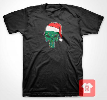 Marvel - Punisher Christmas T Shirt