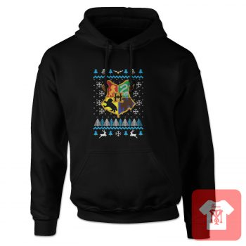 Christmas Magic School Hoodie