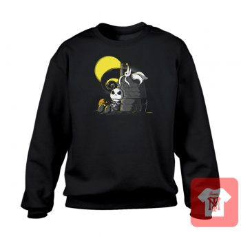 Nightmare Peanuts Sweatshirt