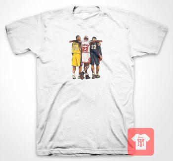 Bryant Jordan and James T Shirt