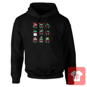 Christmas Boba Bounty Hoodie