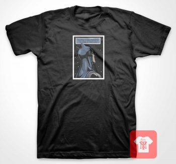Dr ManBatman Parody T Shirt