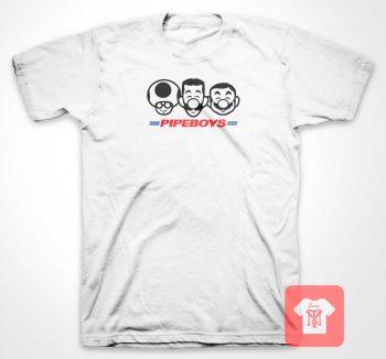 Pipeboys Squad T Shirt