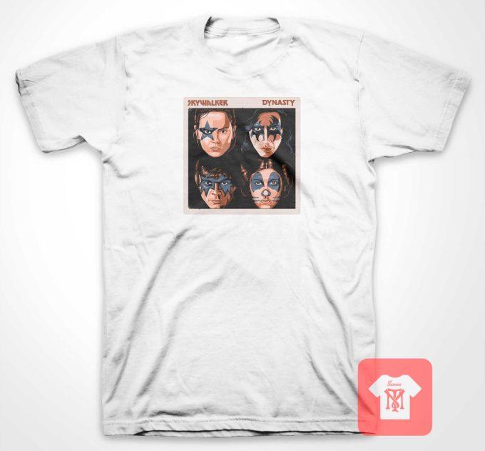 Skywalker Dynasty T Shirt