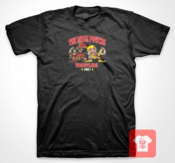 The Mega Powers Fighting Irish T Shirt
