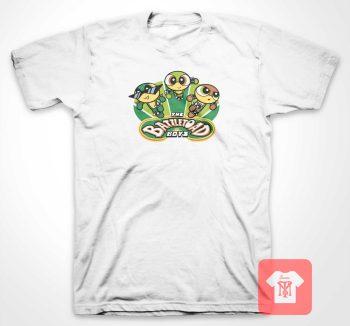 The Powerpuff Battletoad T Shirt