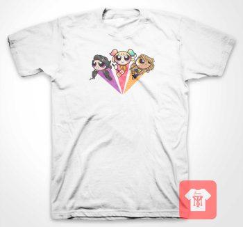 The Powerpuff Birds T Shirt