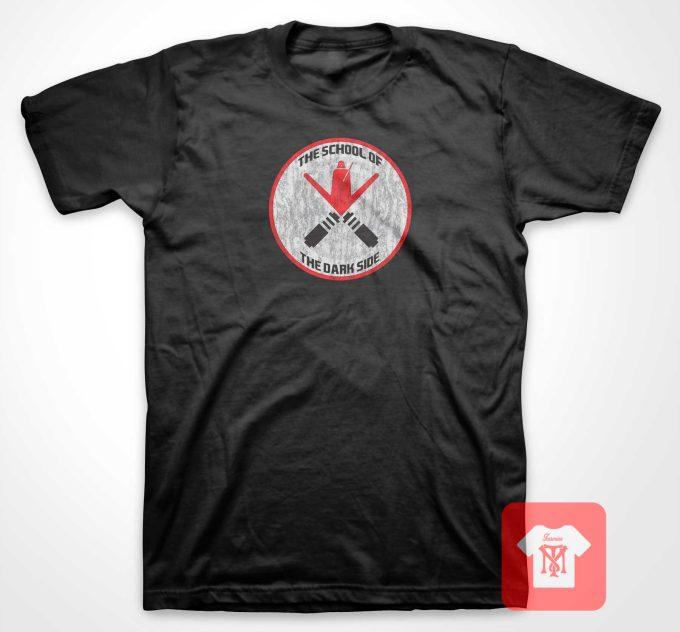 The School of Dark Side T Shirt