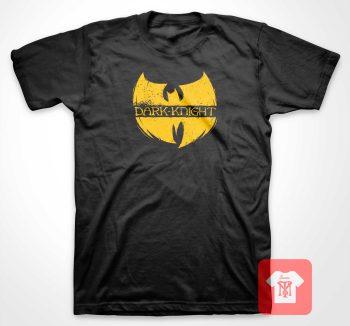 Wu Tang Dark Knight T Shirt