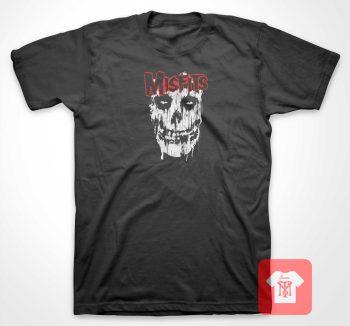 Misfits Splatter T Shirt