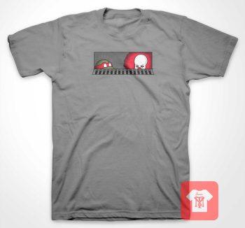 Mutant Clown Turtle T Shirt