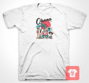 Ohana Dragon Family T Shirt