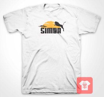 Simba Sport Logo T Shirt