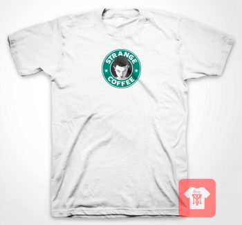 Starbucks Strange Coffee T Shirt