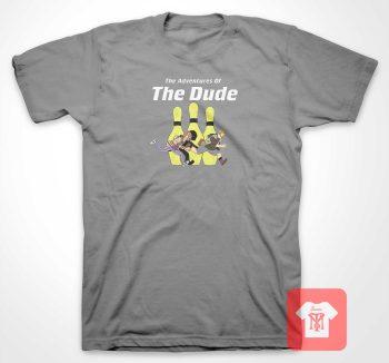 The Adventures Of Big Lebowski T Shirt