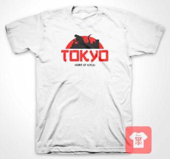 Tokyo Home Of Kaiju T Shirt