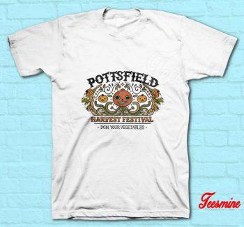 Pottsfield Harvest Festival T-Shirt