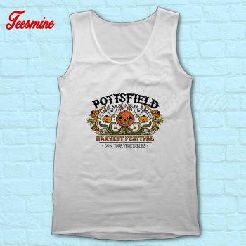 Pottsfield Harvest Festival Tank Top